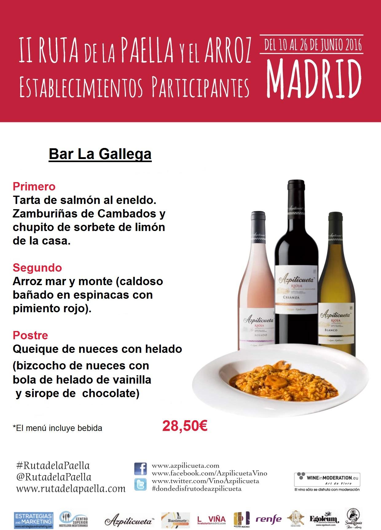 Bar La Gallega