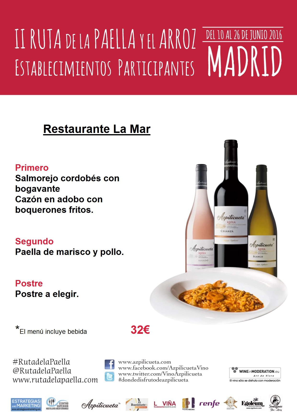 Restaurante La Mar
