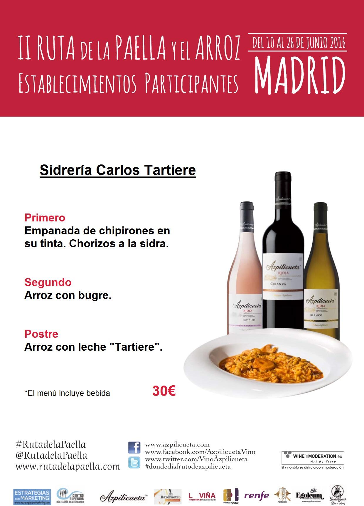Sidrería Carlos Tartiere